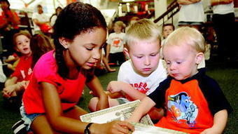 Libraries play an important role in children's lives - Baltimore Sun | School Library Advocacy | Scoop.it