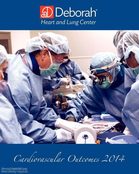 Cardiovascular Outcomes at The Deborah Heart and Lung Center | wesrch | Scoop.it