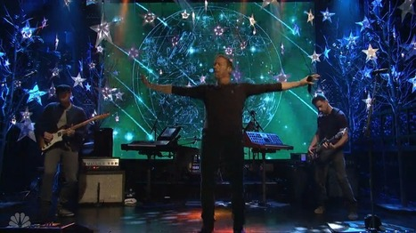 "Watch both Coldplay performances from this week's ""Saturday Night Live"" 