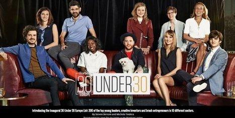 Les jeunes Français, champions de l'entrepreneuriat social, selon Forbes | Centre des Jeunes Dirigeants Belgique | Scoop.it