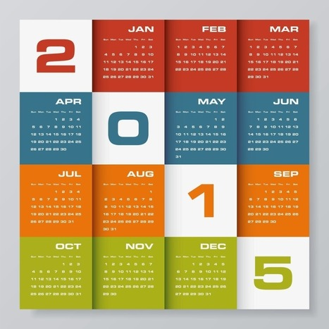 Cool & stylish New Year 2015 Calenders Free download | familyonline | Scoop.it