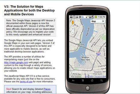 15 Superb jQuery Google Map Plugins | Geospatial | Scoop.it