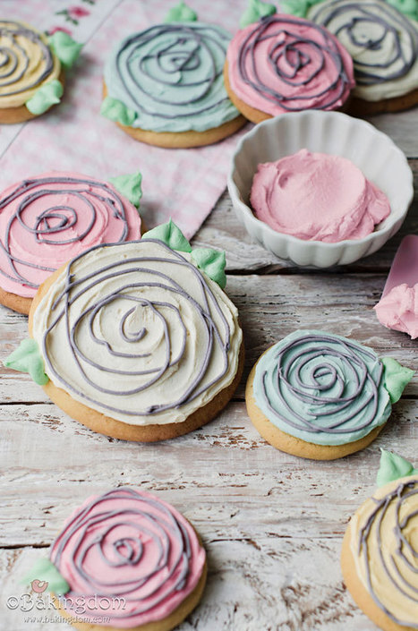 These Pastel Colored Dessert Recipes Are Just Right For Spring - Huffington Post   ♨ Family & Food ♨   Scoop.it