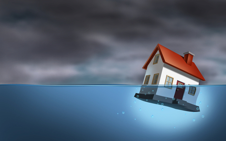Price gains push 3.5 million homes above water in a year   Real Estate Plus+ Daily News   Scoop.it