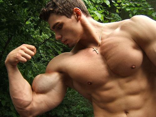 мускулы сексуальный голый гей фото альбом