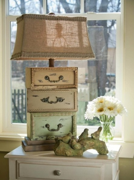 Adorable DIY Lamp | DIY Craft Ideas For The Home | Scoop.it