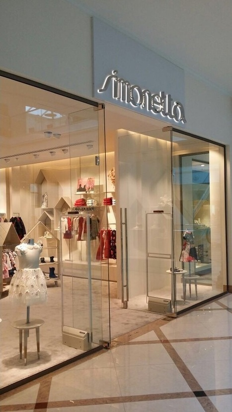 Simonetta (Jesi - Le Marche) announces the opening of its first Middle Eastern Flagship Store in Riyadh | Le Marche & Fashion | Scoop.it