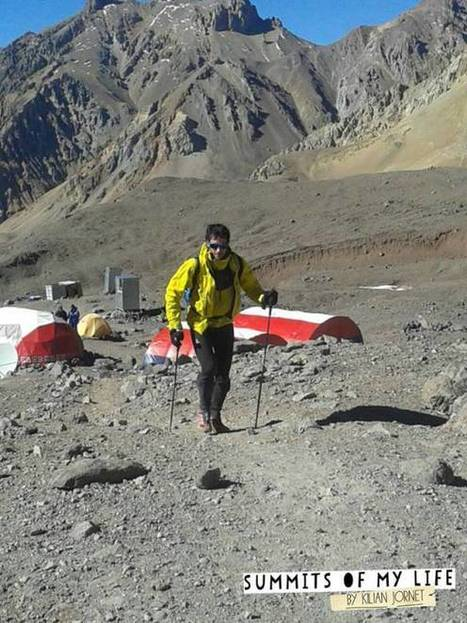 Kilian does it! -  Aconcagua: Summits of My Life | Mountain Research | Scoop.it