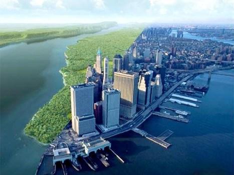 Eric Sanderson imagine New York -- avant la ville | Aux origines | Scoop.it