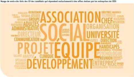 Les candidats fortement intéressés par l'ESS ont-ils un profil particulier ? - Apec.fr - Cadres   Solutions Human Capital   Scoop.it