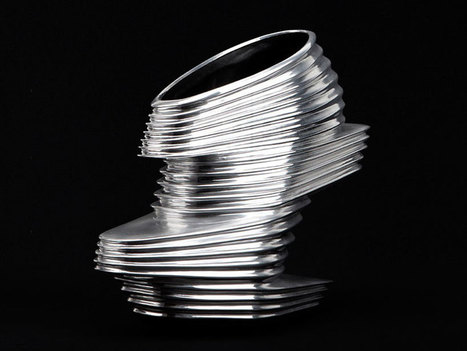 zaha hadid NOVA shoes for united nude | Art, Design & Technology | Scoop.it