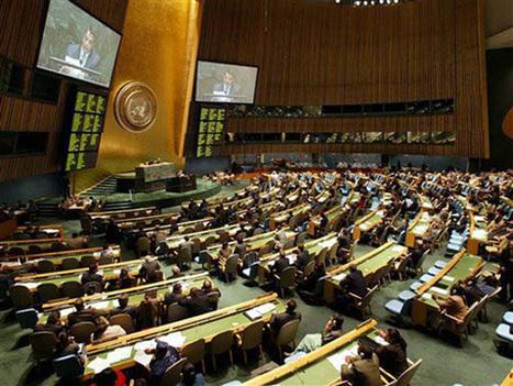 ONU inaugura edificio ecológico | + VERDE | Infraestructura Sostenible | Scoop.it