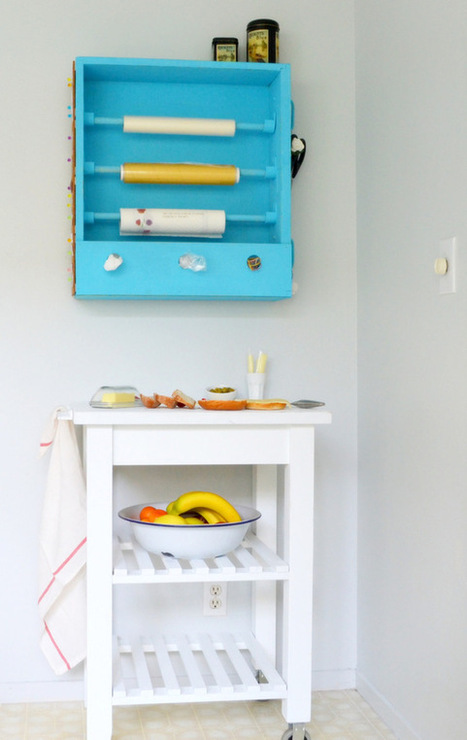 How To: Make a Sandwich Station from a Recycled Drawer   Upcyclin'   Scoop.it