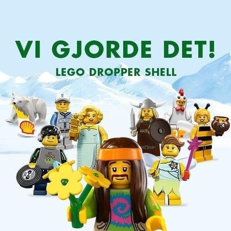 Derfor tabte LEGO til Greenpeace | AfsætningHHX | Scoop.it