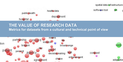 Making Data Count and the Value of Research Data | Open Economics | Open Government Daily | Scoop.it