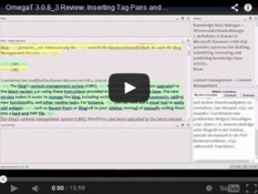 (CAT) (VIDEO) - OmegaT 3.0.8_3 Review: Inserting Tag Pairs and Create Project Shortcut | Roman Mironov | Glossarissimo! | Scoop.it