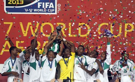 Nigeria Has the World's Best Youth Team. Why Can't It Win at the World Cup? - Slate Magazine (blog) | World Cup | Scoop.it