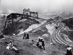 Berceau du tourisme alpin : Le Rigi rêve de redevenir la «reine des montagnes»- swissinfo   montagne   Scoop.it