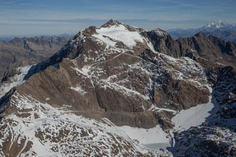 Quatre ans à vivre pour le glacier de Sarennes ?   L'alpe d'huez   Scoop.it