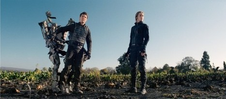Edge of Tomorrow - Tournée mondiale | Ciné-Nerd | Edge of Tomorrow - Premiere Stunt | Scoop.it