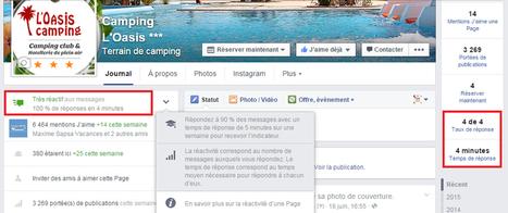 Facebook améliore le service client pour les pages   Pascal Faucompré, Mon-Habitat-Web.com   Scoop.it