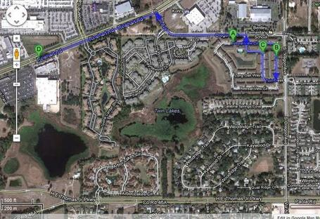 Trayvon Martin - Basic Geography May Cut Against Zimmerman | Geographic Information Technology | Scoop.it