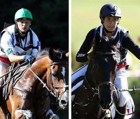 Trois Angevins sur le podium - maville.com | Actu Equine en Pays de la Loire | Scoop.it