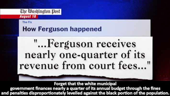 Facts. #Ferguson #Racism | Colorful Prism Of Racism | Scoop.it