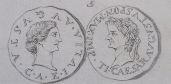 A cerca de Livia Augusta en la Mérida romana   numismaticodigital.com   Mundo Clásico   Scoop.it