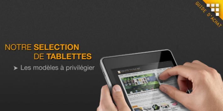 """Guide d'achat : notre sélection des tablettes tactiles du moment   Veille Techno et Informatique """"AutreMent""""   Scoop.it"""