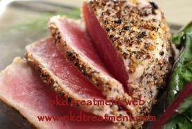 Can I Eat Tuna With High Creatinine Level 1.7 - PKD Treatment Web | Healthy | Scoop.it
