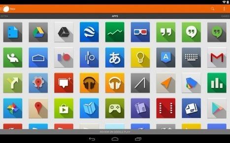 Packs d'icônes : notre sélection pour personnaliser votre homescreen - FrAndroid | Le frigo 2.0 de juju | Scoop.it