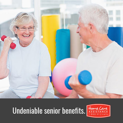 Mental Health Benefits from Exercise | Home Care Assistance of Scottsdale | Scoop.it