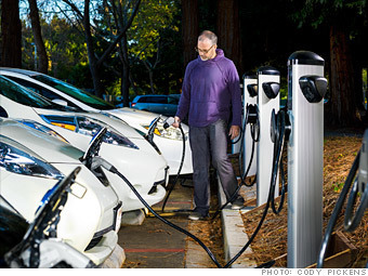 Google's zero-carbon quest - CNNMoney | Carbon Credits | Scoop.it