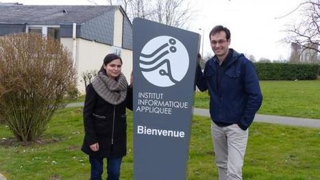 Campus. Un GPS pour malvoyants conçu à Laval | Les news de Laval Mayenne Technopole | Scoop.it