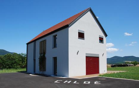 La Maison Passive Découvrez la Maison Chloé, première maison passive Plus de France ! | construction bois et reglementation thermique RT 2012-2020 | Scoop.it