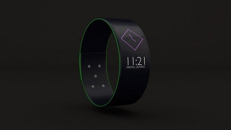 Vidameter holistic smartband tracks user well-being - Images   Wearable Technology   Scoop.it