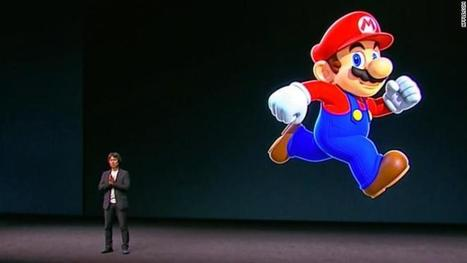 Super Mario Run coming to Apple's App Store! | 3D Virtual-Real Worlds: Ed Tech | Scoop.it