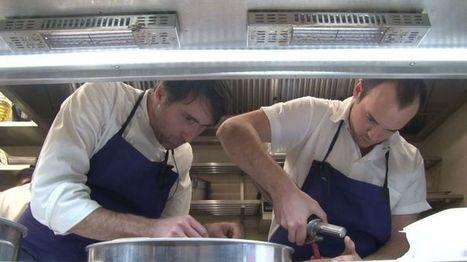 VIDEO. En cuisine avec le chef du Chateaubriand | Gastronomie et alimentation pour la santé | Scoop.it