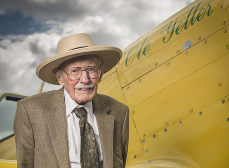 Bob Hoover, one of history's greatest pilots, dead at 94 | World at War | Scoop.it