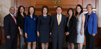 Harvard University and Harvard Business School Receive Donation from a Dr. James S. C. Chao and Family Foundation - News - Harvard Business School | Philanthropy | Scoop.it