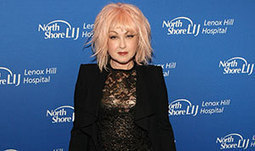 USA NEWS: Cyndi Lauper reveals uncle died in Hurricane Sandy who lived in Rockaway, NY | Asbestos and Mesothelioma World News | Scoop.it