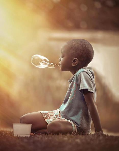 Il photographie le bonheur simple des enfants jamaïcains | Le bonheur | Scoop.it