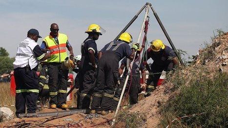 South Africans in Mine Rescued and Then Arrested - New York Times | Africa | Scoop.it