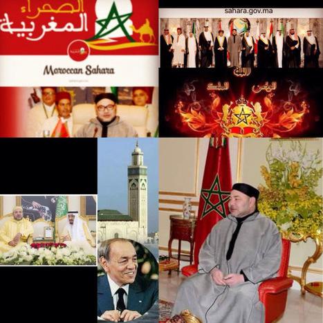 #KIngMedVI #MoroccanSahara #GCC @barkinet #fb | Barkinet | Scoop.it