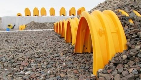Les chambres souterraines d'infiltration ou de rétention Birco | Le monde souterrain, espace d'innovation | Scoop.it