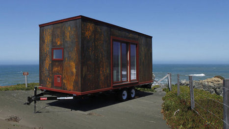 Inside Luxury Tiny Homes: Millennials, Retirees Bucking Mortgages ... | Las Vegas real estate | Scoop.it