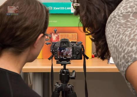 Grafikus OKJ és Designer tanfolyamon stop motion filmet készítünk | Facebook | Képzés, képzések | Scoop.it