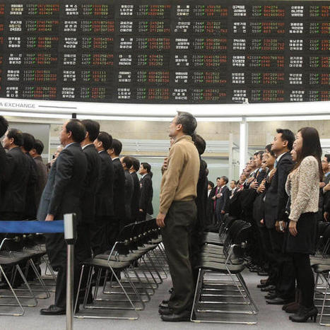 Asia stocks jump as US budget deal appears near | Business News - Worldwide | Scoop.it