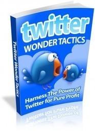 Twitter Tactics (part 5) | Twitter addicted | Scoop.it